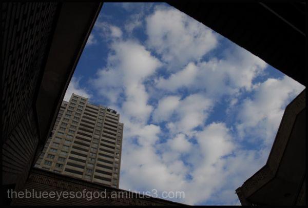 آسمان از آسمان (sky from the sky)
