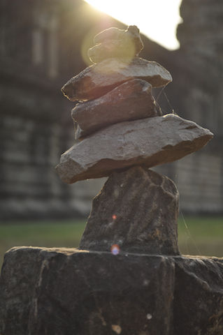 Stack-o-rocks