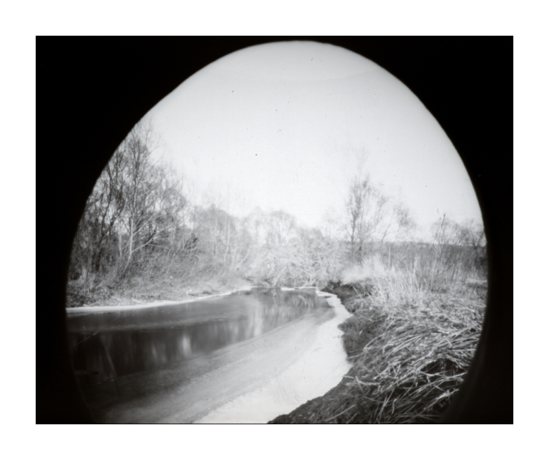 homemade pinhole camera