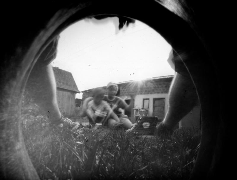Home Made Pinhole Camera