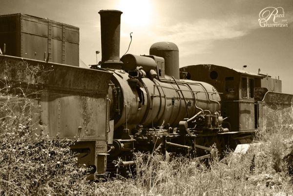 German G8 Locomotive