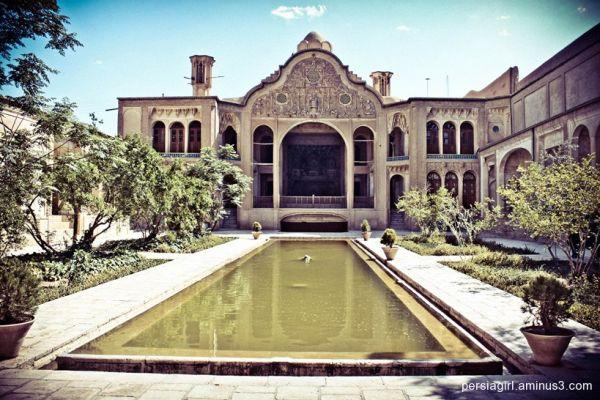 Tabatabaian house... خانه طباطبایی ها