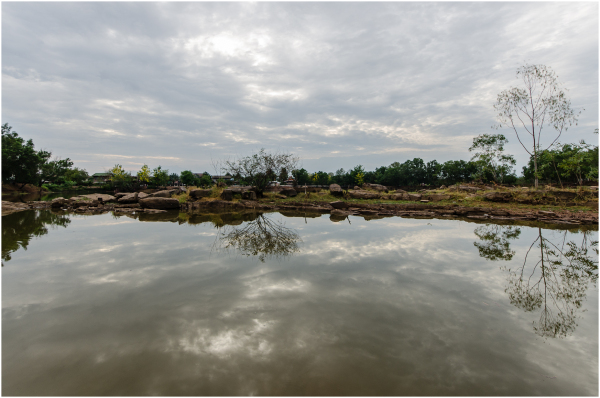Ban Ho Fai lake