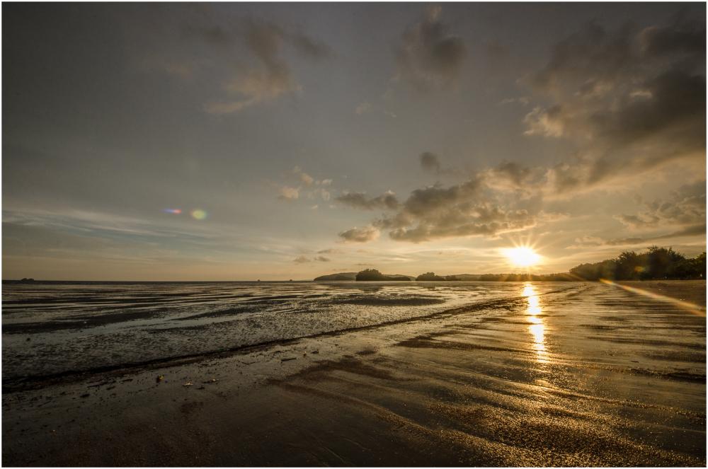 Nopparat Thara sunset