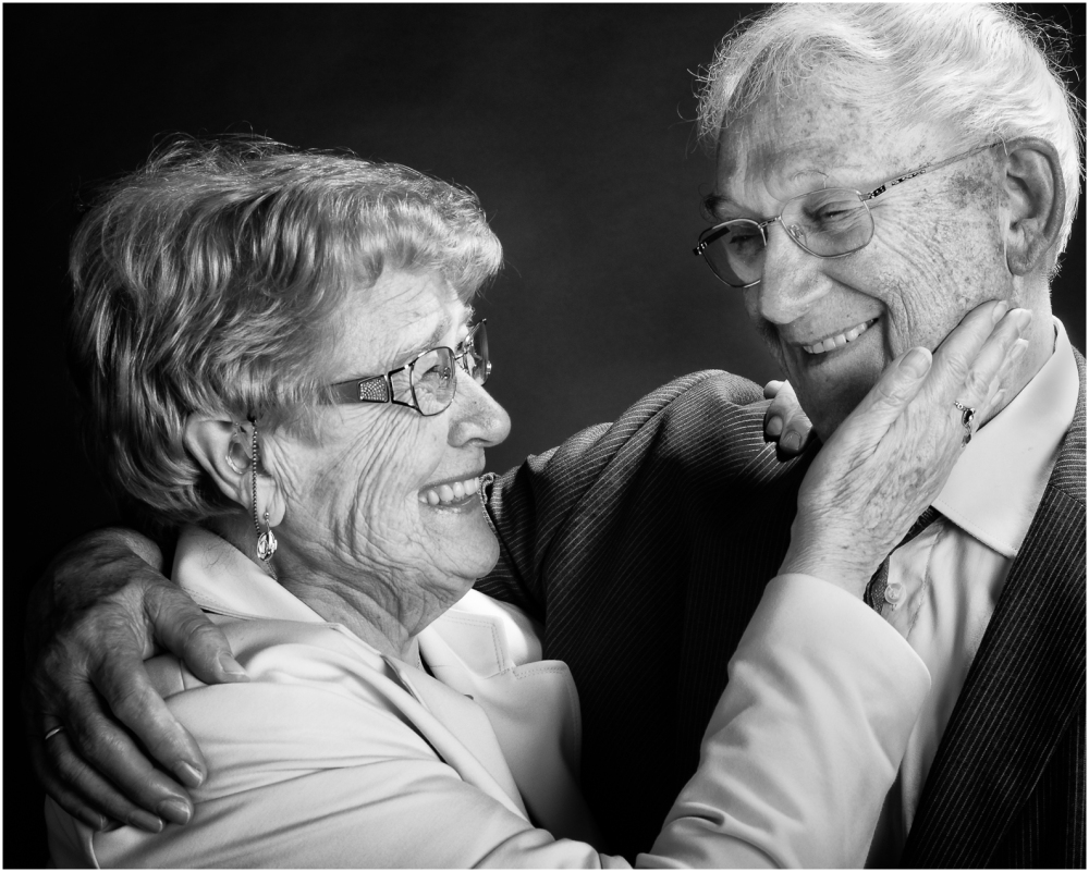 60 years of marriage - 2