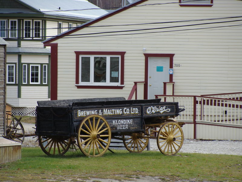 A Beer Wagon