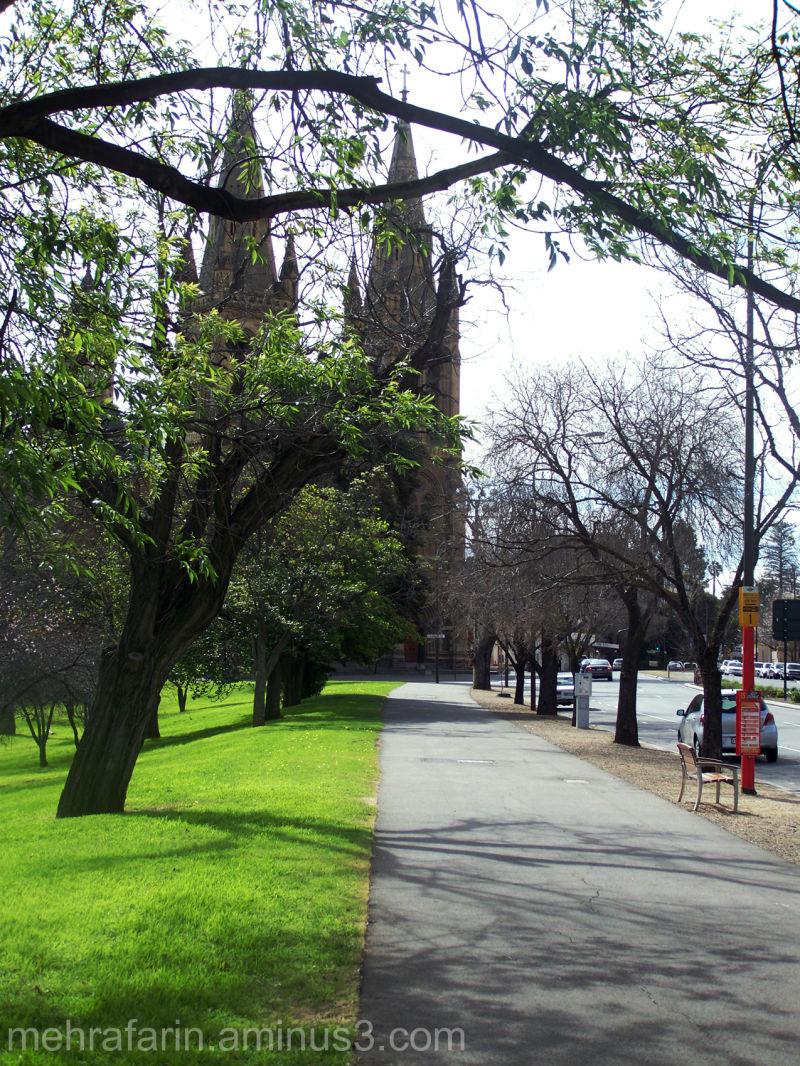 Adelaide, King williams street