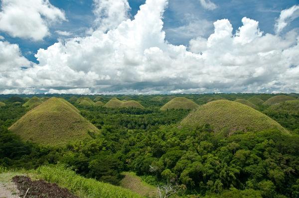Bohol Chocolate Hills