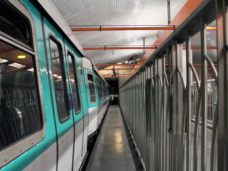 Metro raté