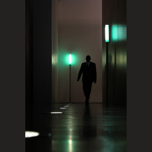 Homme de l'ombre