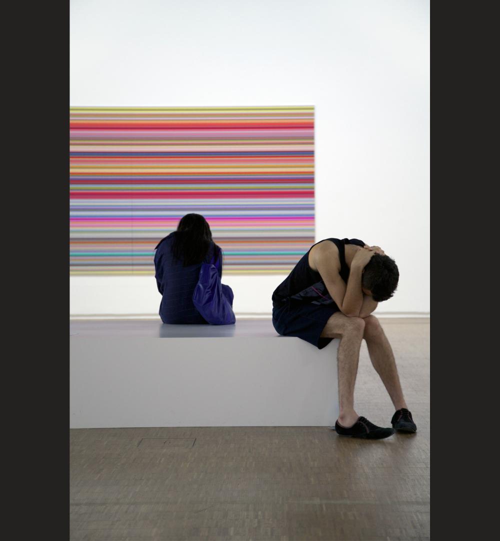 Fin de l'exposition (Richter 1/3)