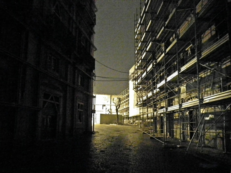 A dying city: L'Aquila (Italy) - 3/14
