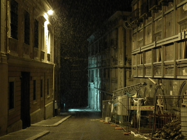 A dying city: L'Aquila (Italy) - 11/14