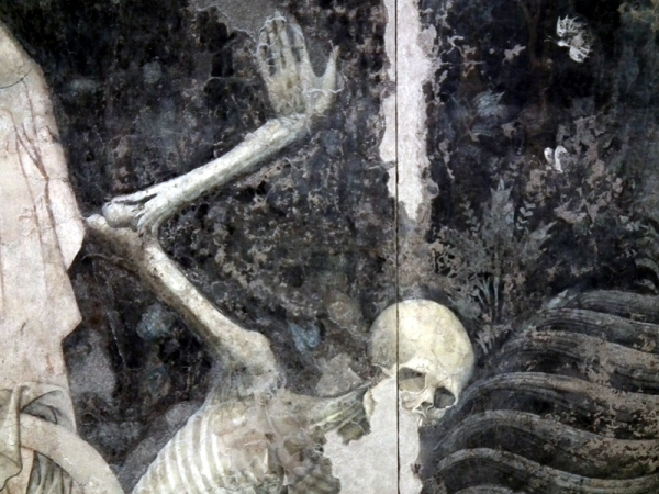 Trionfo della morte (Pal. Abatellis, Palermo) 8/10