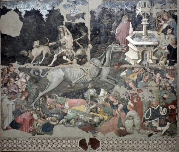 Trionfo della morte (Pal. Abatellis, Palermo)10/10