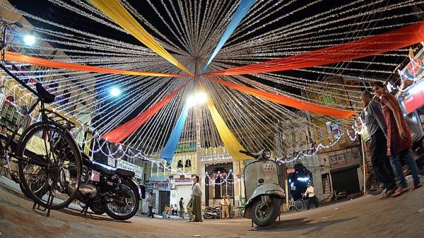 Vishnu's festival, Udaipur