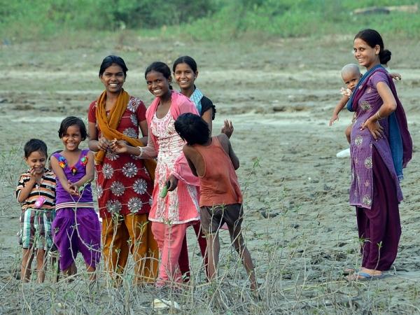 The smile's Ganges, Varanasi 20/20