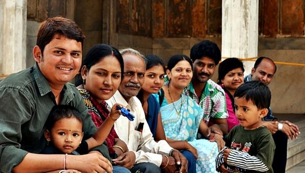 The smile in Delhi's portraits 8/15