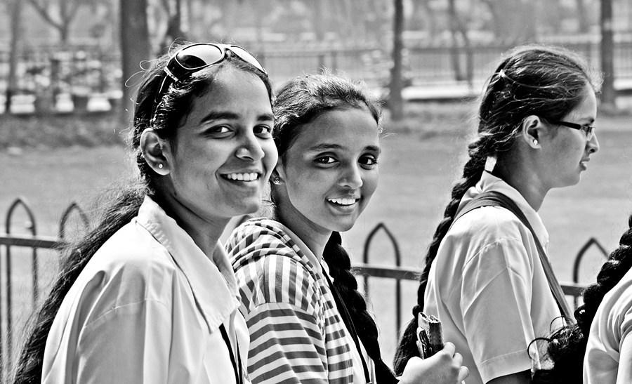 The smile in Delhi's portraits 14/15