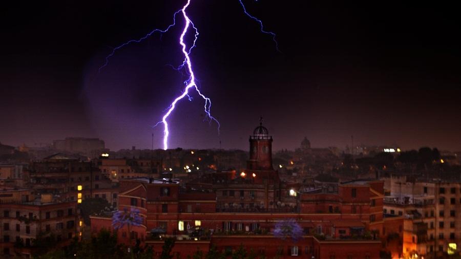 Rome, 16 june 2014: Garbatella under attack!