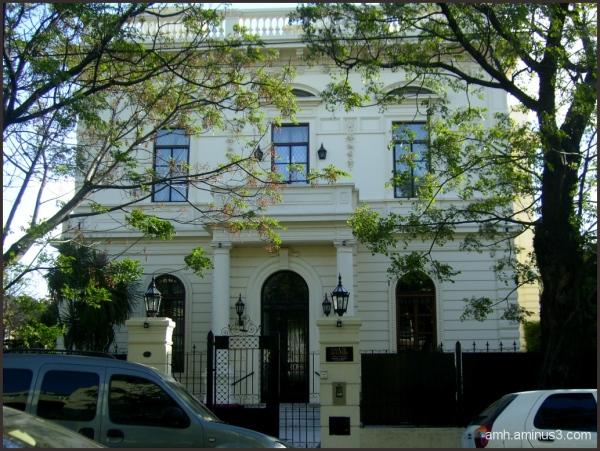 Casa de la Villa .