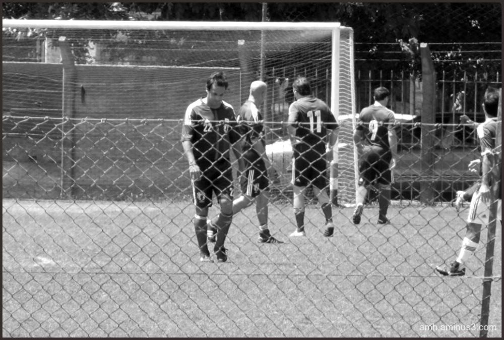 Fútbol  entre amigos
