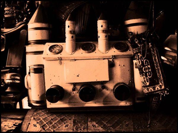 Nostalgia around Mutoscope