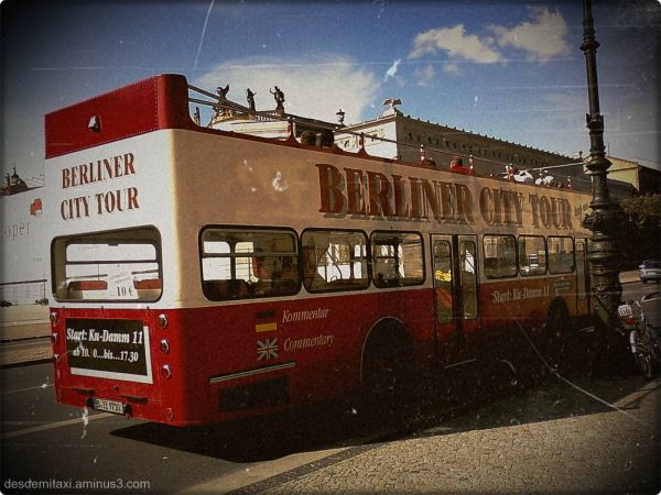 berlin turismo bus
