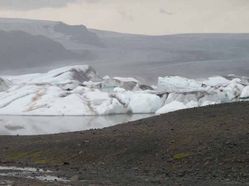 Iceland, Jokulsarlon ICe