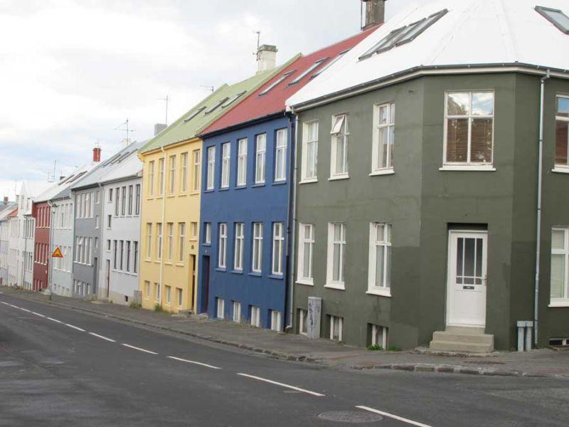 Reykjvek Streets