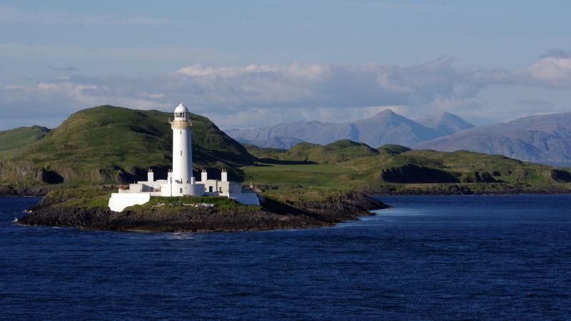 lighthouse oban scotland
