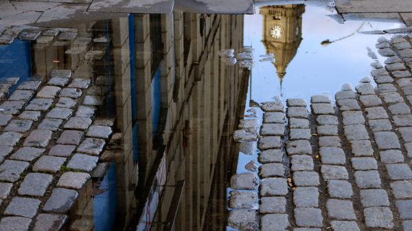 aberdeen scotland reflections