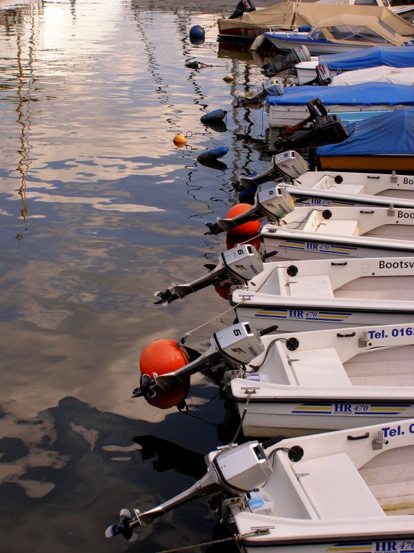boats for rent, stralsund, germany