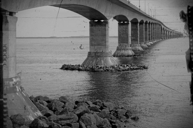 """confederation bridge """"antique"""""""