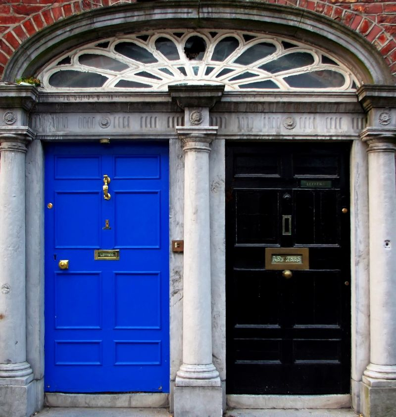 the doors of kilkenny