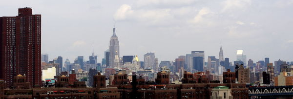new york city panorama midtown