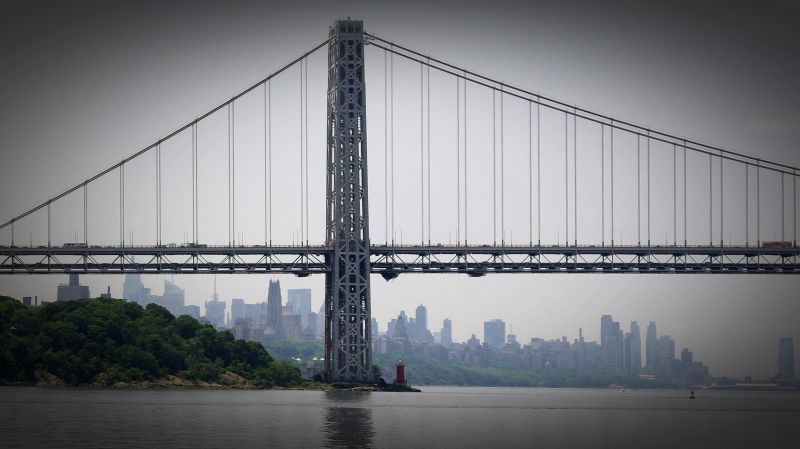 new york city george washington bridge