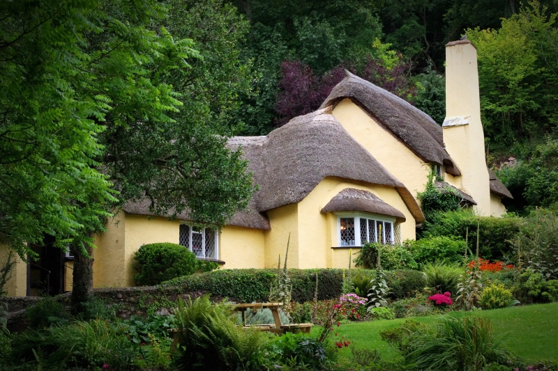cottage in selworthy, exmoor