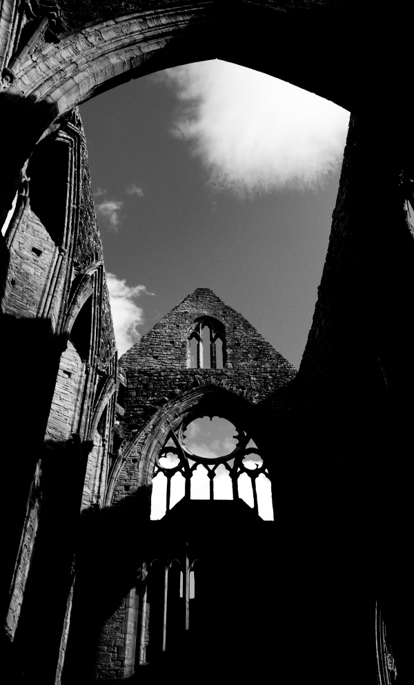 tintern abbey, wye valley, south wales