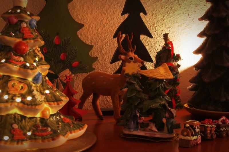 some of irene's christmas deco