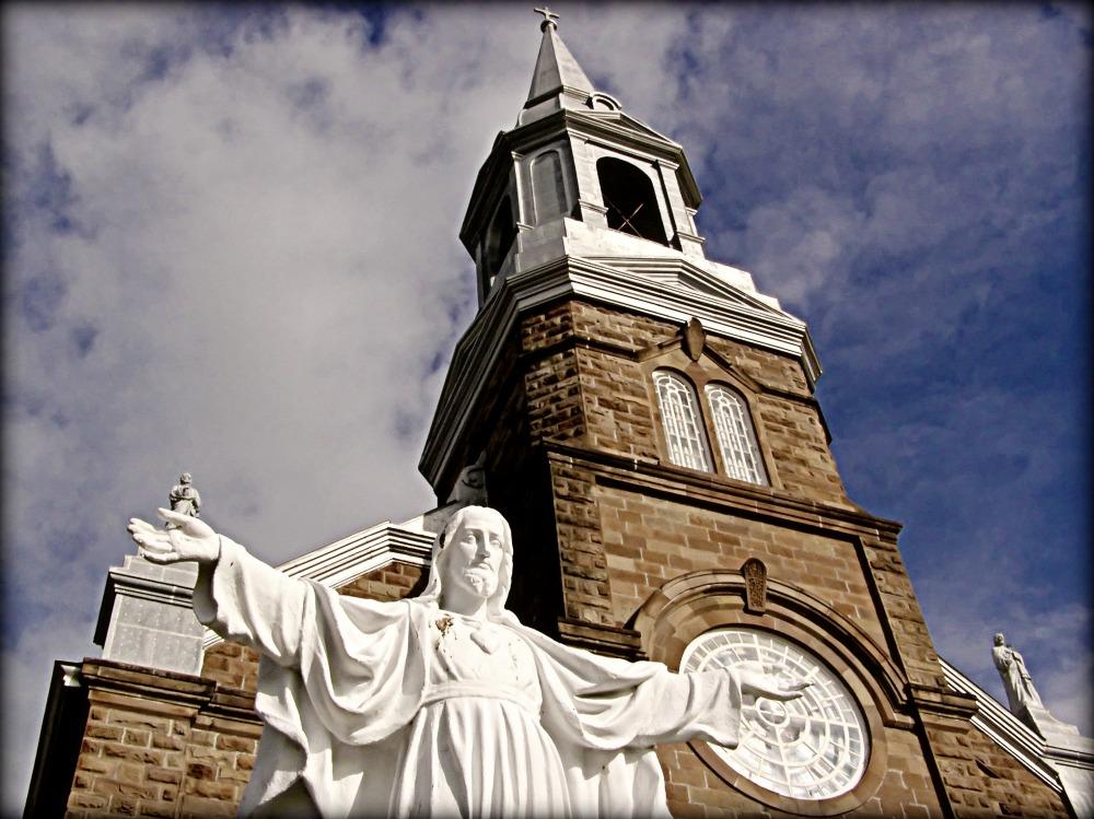 cheticamp, nova scotia, catholic church