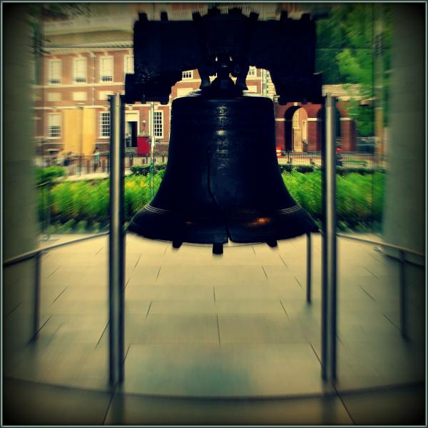 philadelphia liberty bell cross process
