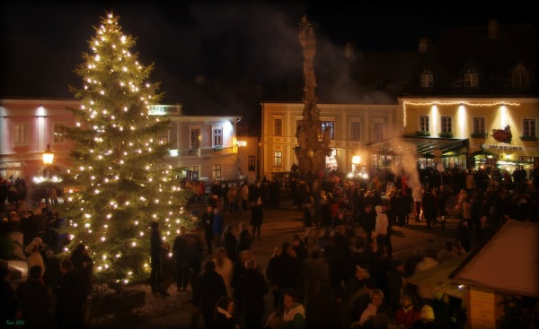 austria, weitra, advent market, christmas