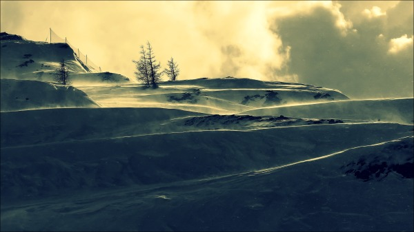 south tyrol, dolomites, corvara, pralongià, shadow