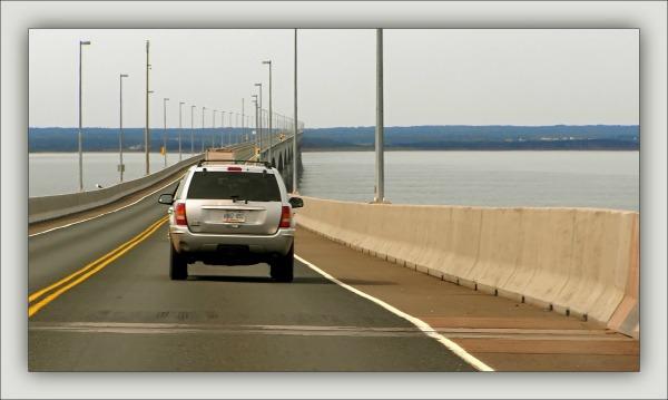 canada, PEI, confederation bridge