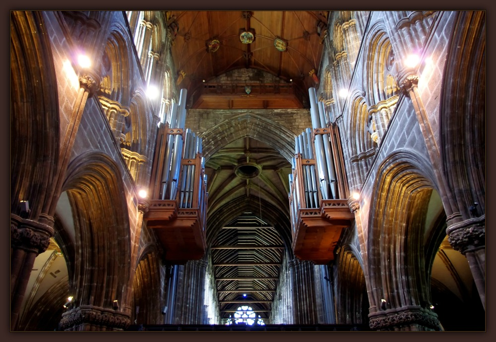 scotland, glasgow, cathedral