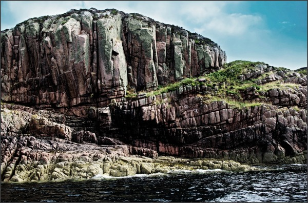 scotland, mull, rocks, coast
