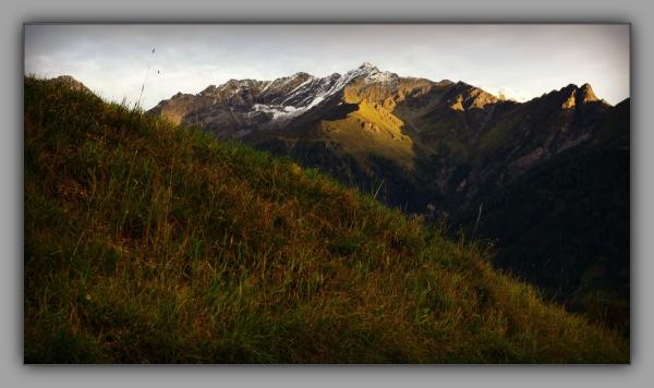 tirol, fiss, mountains, alps, sunset