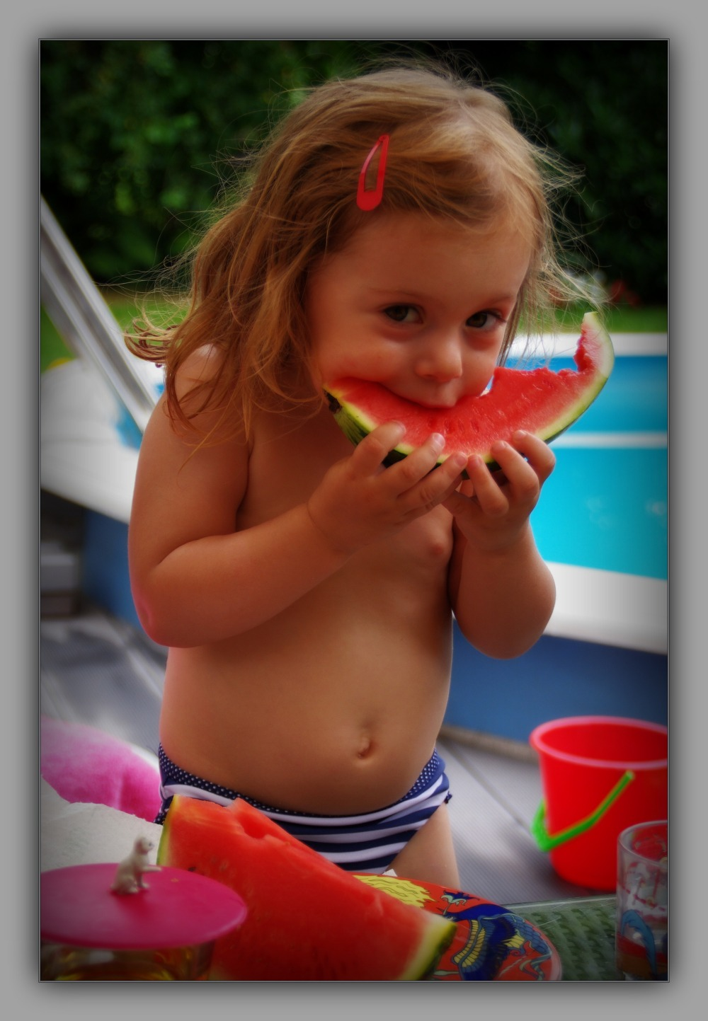 emilia, 34 months old
