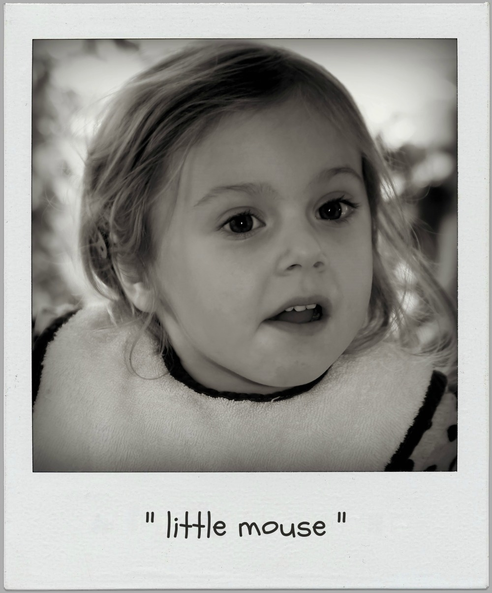 emilia, 3 years old